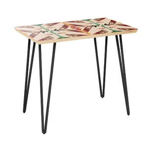 Appletree End Table by Bloomsbury Market