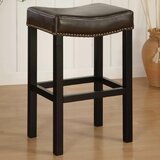 Springfield Bar & Counter Stool by Charlton Home®
