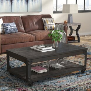 Greyleigh Glastonbury 2 Piece Coffee Table Set