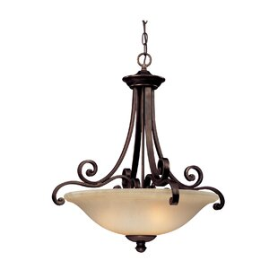 Dolan Designs Brittany 3-Light Bowl Pendant
