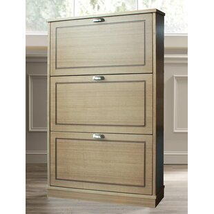 Shoe Storage Cabinet by Rebrilliant
