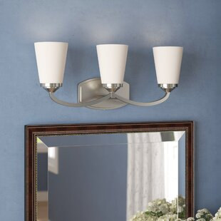 Pittman 3-Light Vanity Light By Andover Mills