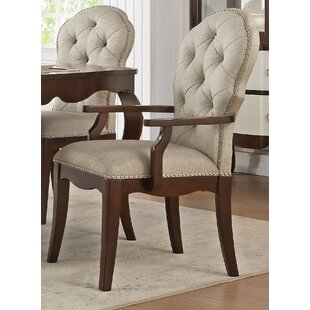 Citium Upholstered Dining Chair (Set of 2..