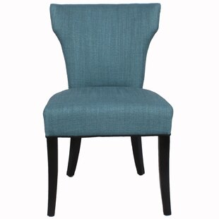 Bouknight Upholstered Dining Chair (Set of 2) Rosdorf Park