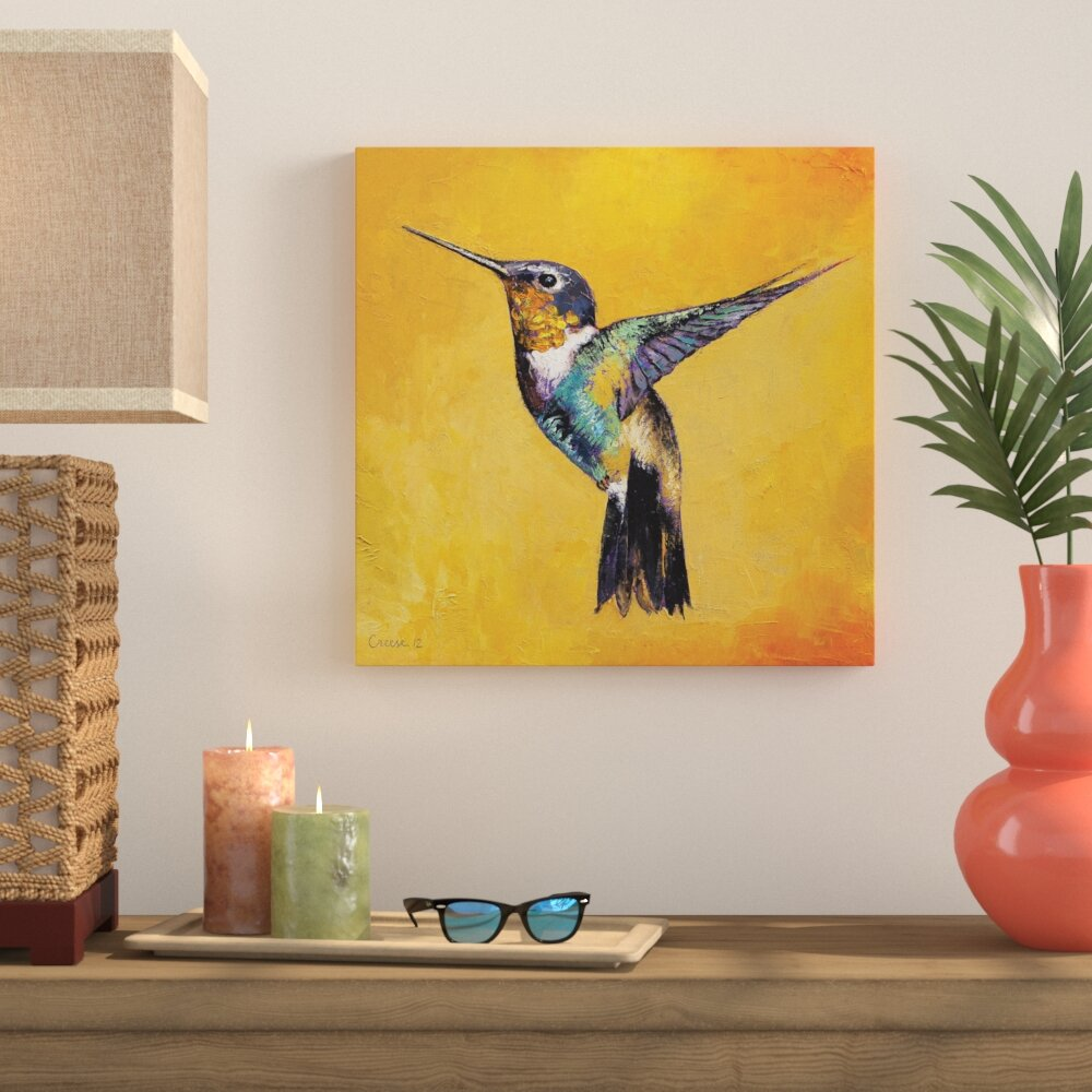 Fancy Hummingbird Metal Wall Art Photo - The Wall Art Decorations ...