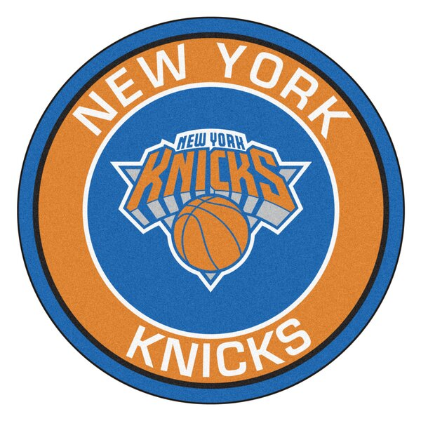 "Stadium Seating Map New York City Knicks 3 Wrapped Canvas Set 9/""x9/"""