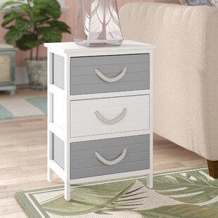 Coutu 3 Drawer Accent Chest