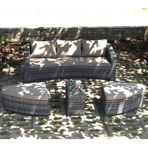 Trueman 4 Piece Daybed Set by Brayden Studio