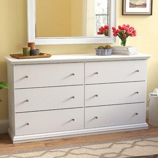 Petrin 6 Drawer Double Dresser by Winston Porter