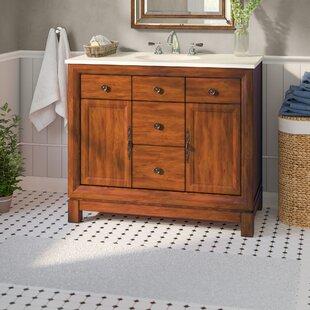 Reviews Eichorn 42 Single Bathroom Vanity Set ByCharlton Home