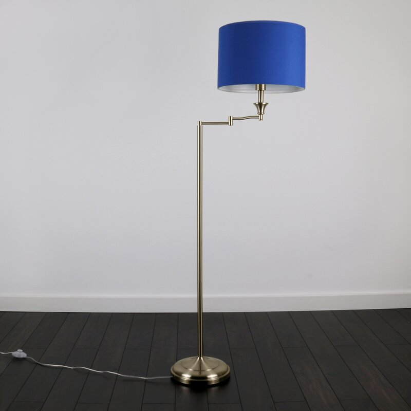 floors library floor at swing available antique rh lights great arm lamp outlet brass