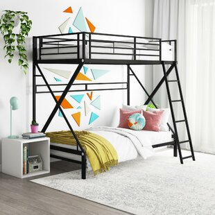 Sargat Twin Over Twin Bunk Bed