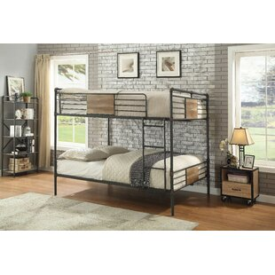 Blandy Queen Bunk Bed by Harriet Bee