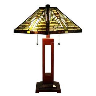Price Check Juanita 25 Table Lamp By Warehouse of Tiffany