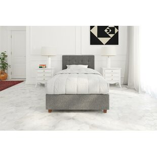 Aahil Upholstered Platform Bed