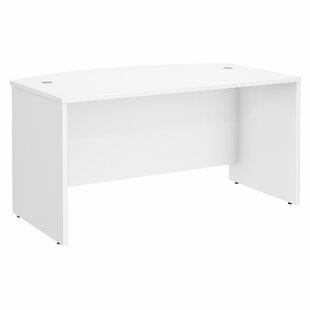 Bush Business Furniture Studio C Bow 4 Piece Desk Office Suite