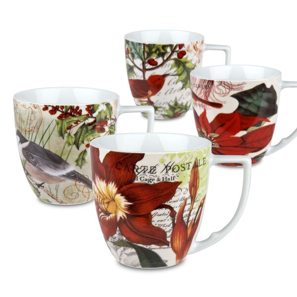 christmas mugs youll love wayfairca