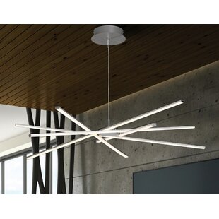Orren Ellis Willman 1-Light LED Novelty Pendant