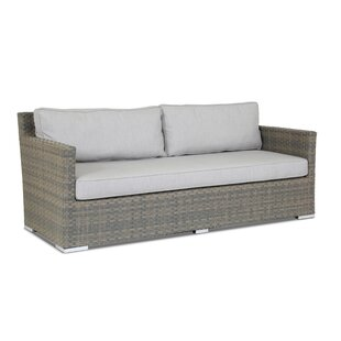 Majorca Patio Sofa with Sunbrella Cushions by Sunset West