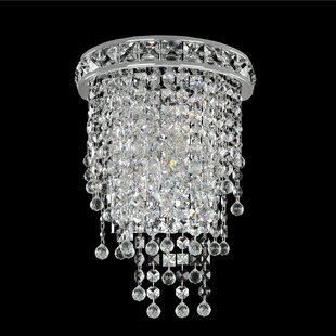 Allegri by Kalco Lighting Cascata 2-Light Flush Mount