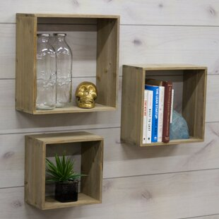Shadow Cube Unit Bookcase by Crates & Pallet Cool