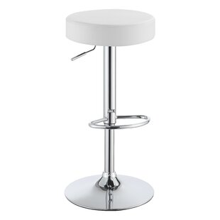 Rahul Adjustable Height Bar Stool Latitude Run