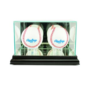 Baseball Hockey Puck Display Case Sturdy Construction Display Cases