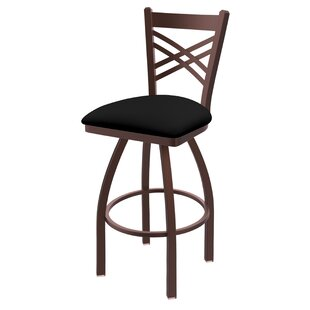 Daniela 36 Swivel Bar Stool Alcott Hill
