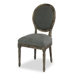 Find for Spa Upholstered Dining Chair (Set of 2) by Sarreid Ltd Reviews (2019) & Buyer's Guide