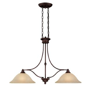 Capital Lighting Belmont 2-Light Kitchen Island Pendant