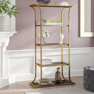 Reviews Rinker Etagere Bookcase ByWilla Arlo Interiors