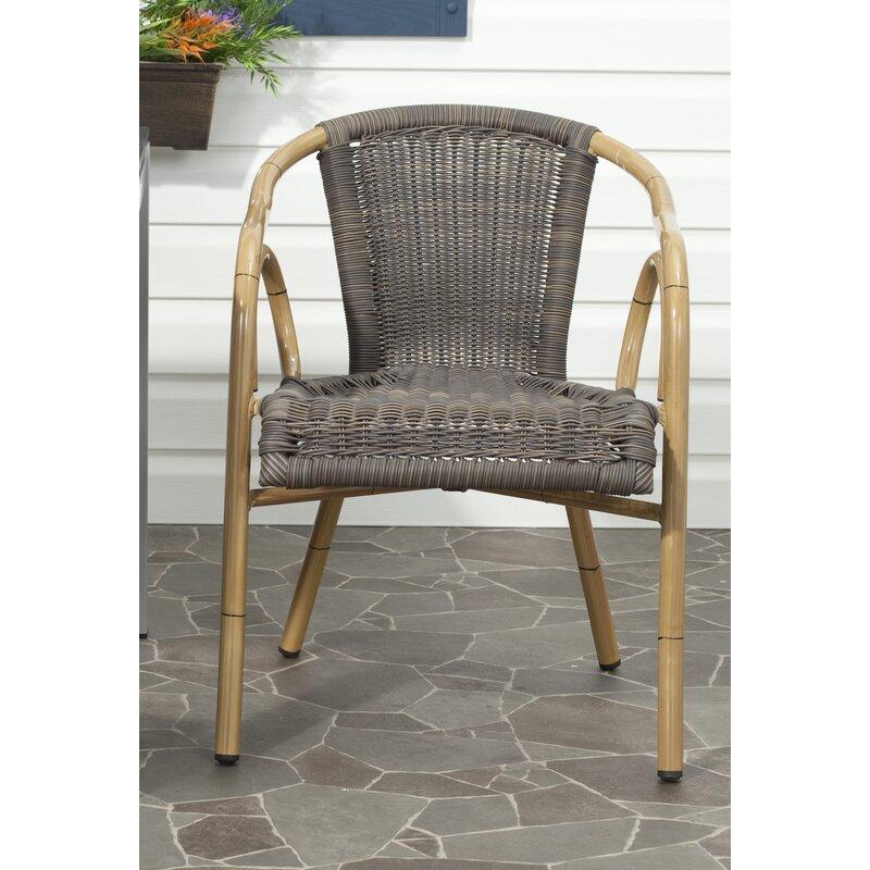 Damon Patio Arm Chair