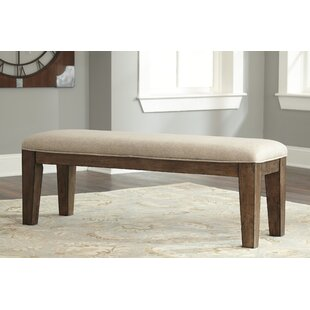 Gracie Oaks Honora Upholstered Bench