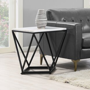 Mervine End Table By Ivy Bronx