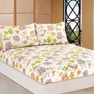 August Grove Sprague-Story 1000 Thread Count 100% Fitted Sheet Set