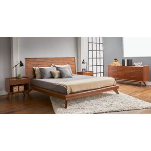 Inexpensive Moffitt Platform Bed by Brayden Studio Reviews (2019) & Buyer's Guide