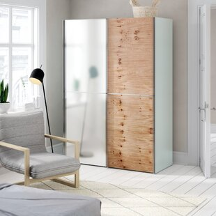 Bentz 2 Door Sliding Wardrobe By Ebern Designs