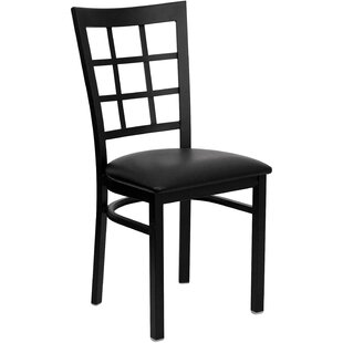 Hannum Window Back Side Chair by Charlton Home