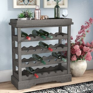 Westminster 24 Bottle Floor Wine Cabinet