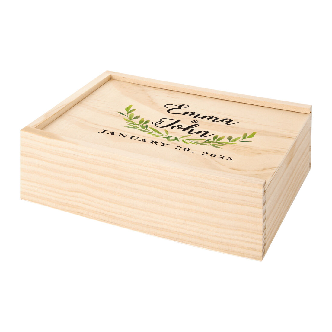 Le Prise Brenton Personalized Memory Box Wayfair