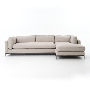 Southwold 2 Piece Sectional with Right Hand Facing Chaise