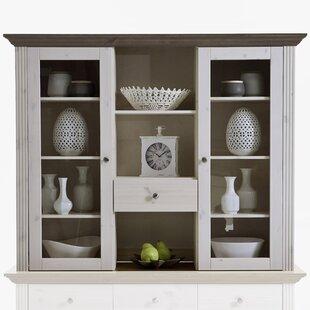 Monaco Solid Wood Display Cabinet
