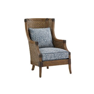 Twin Palms Wingback Chair
