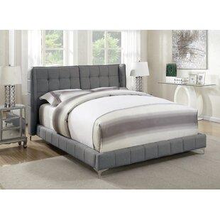 Cosme Upholstered Platform Bed by Orren Ellis