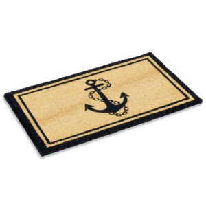 Careswell Anchor Doormat