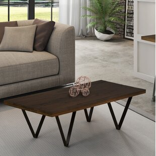 Camellia Coffee Table by 17 Stories
