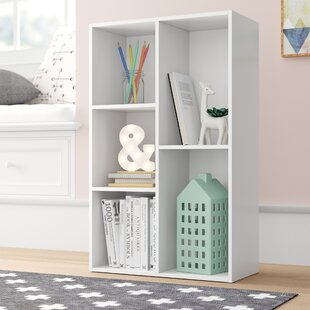 Harkless Standard Bookcase by Ebern Designs Fresh