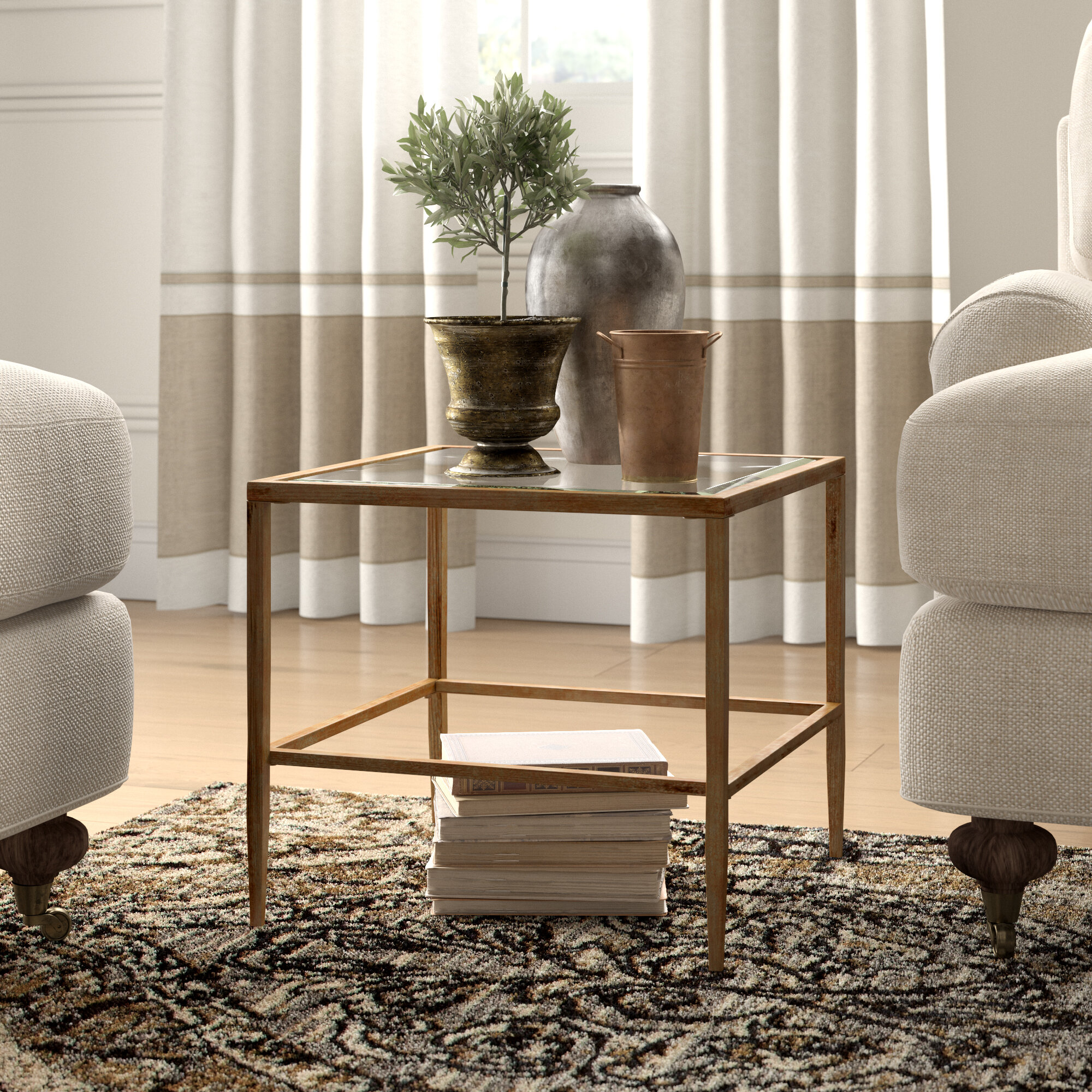 Groovy Glass End Tables Youll Love In 2019 Wayfair Download Free Architecture Designs Xaembritishbridgeorg