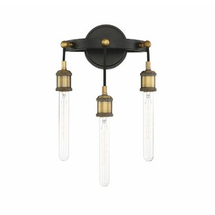 Inexpensive Wuest 3-Light Armed Sconce By Gracie Oaks