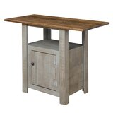 Thorgund Kitchen Island by Gracie Oaks